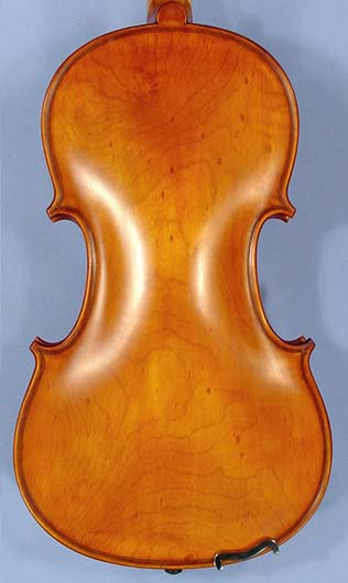 Antiqued 4/4 School 'GENIAL 1-Oil Special' Bird's Eye Maple One Piece Back Violin on sale