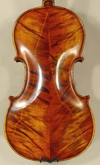 Antiqued 4/4 MAESTRO GLIGA Wild Maple Violin on sale