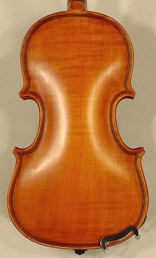 Antiqued 1/32 School 'GENIAL 1-Oil' One Piece Back Violin on sale