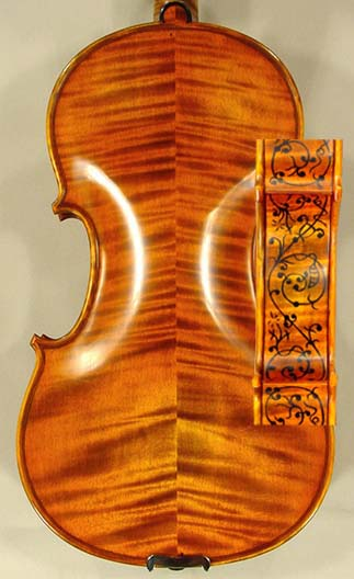 4/4 MAESTRO VASILE GLIGA Inlay Work Violin on sale