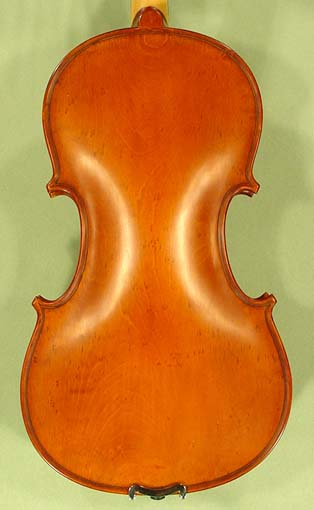 4/4 ADVANCED Student 'GEMS 2' Bird's Eye Maple One Piece Back Violin on sale