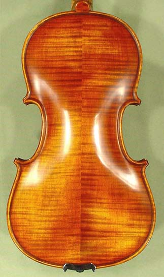 Antiqued 3/4 PROFESSIONAL 'GAMA' Wild Maple Violin on sale
