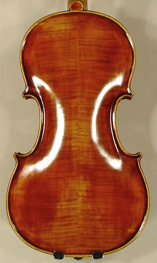 Antiqued Spirit Varnish 4/4 Gill Concert Violin on sale