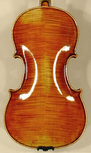 Antiqued Spirit Varnish 4/4 Gill Master Violin on sale