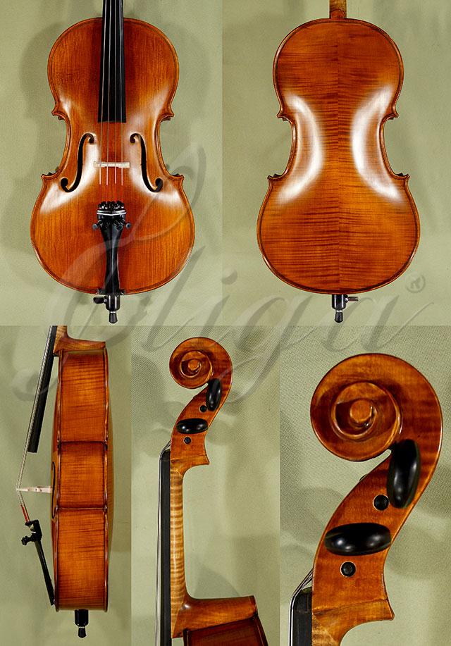 Antiqued 1/8 WORKSHOP 'GEMS 1' Cello
