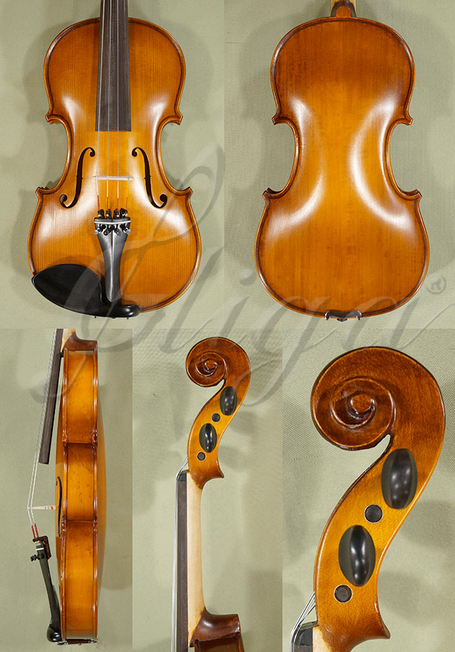 4/4 School 'GENIAL 1-Oil' Willow Violin