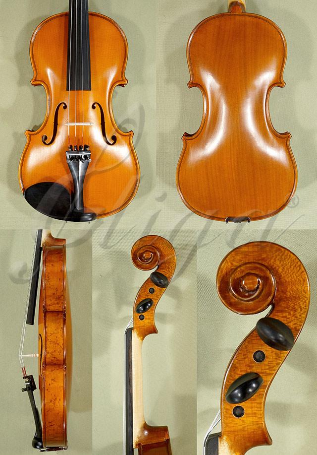 Antiqued 4/4 School 'GENIAL 1-Oil' Willow Violin