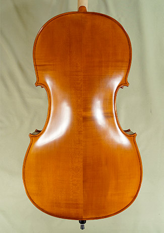 Antiqued 4/4 School \'GENIAL 1-Oil\' Left Handed Cello