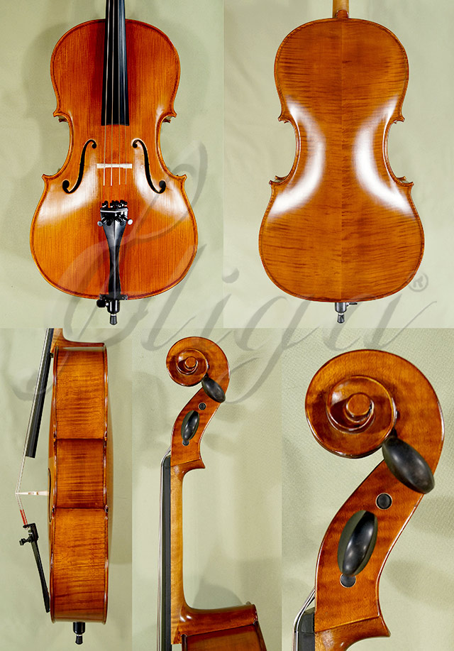 Antiqued 1/4 ADVANCED Student 'GEMS 2' Cello