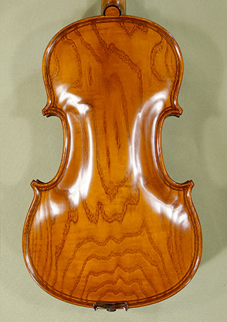 4/4 MAESTRO VASILE GLIGA Inlaid Double Purfling Ash One Piece Back Violin \'Guarneri\' on sale