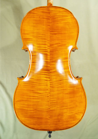 4/4 PROFESSIONAL \'GAMA\' Left Handed Cello on sale