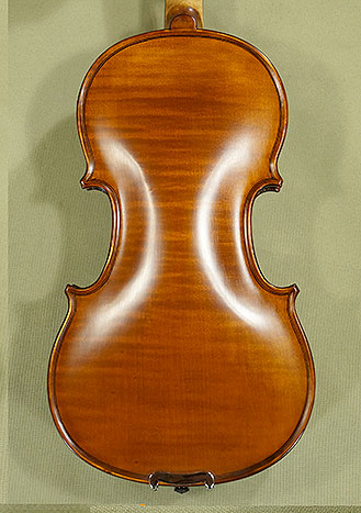 Antiqued 1/2 Student \'GEMS 2\' One Piece Back Violin on sale
