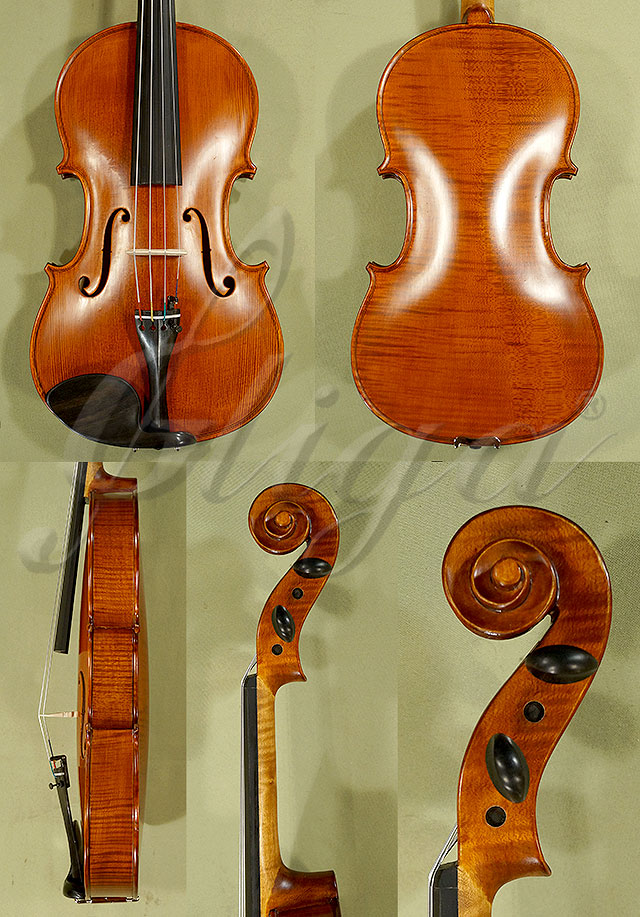 "15.5"" WORKSHOP 'GEMS 1' One Piece Back Viola"