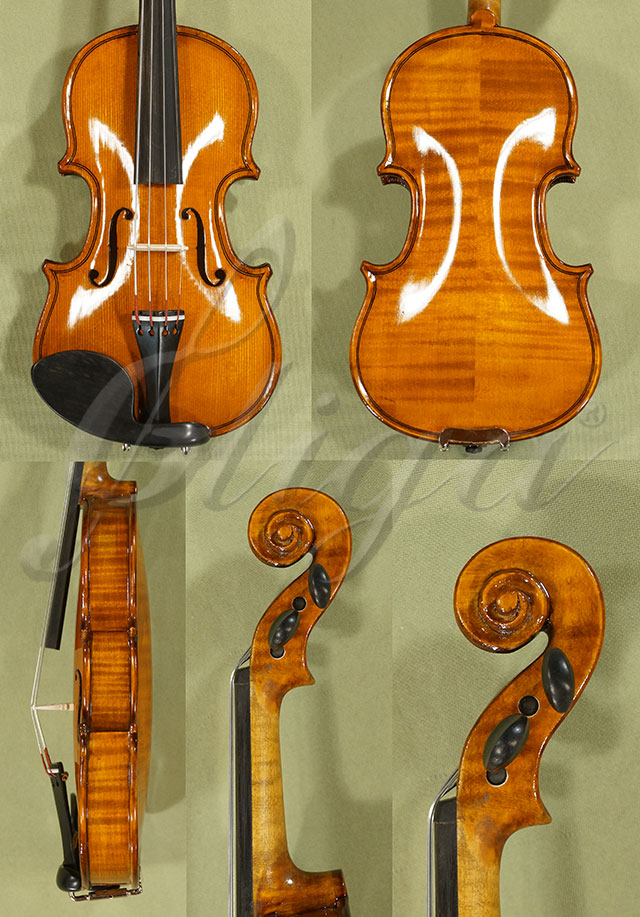 Shiny Antiqued 1/32 Student 'GEMS 2' Violin