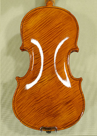 Shiny Antiqued 1/10 WORKSHOP \'GEMS 1\' One Piece Back Violin on sale