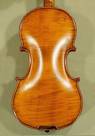 Antiqued 1/4 Student \'GEMS 2\' One Piece Back Violin on sale