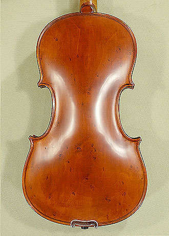 4/4 WORKSHOP \'GEMS 1\' Bird\'s Eye Maple One Piece Back Violin on sale