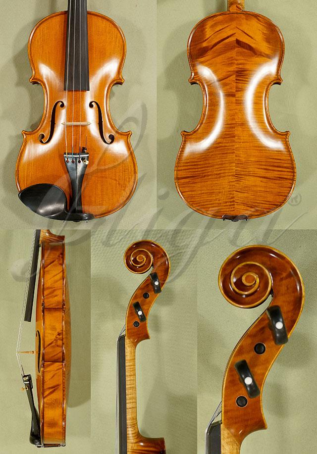 4/4 PROFESSIONAL 'GAMA Super' Wild Maple Violin