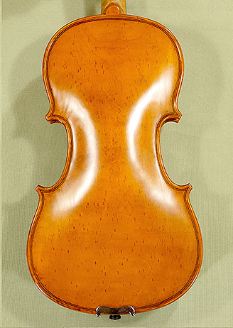 3/4 WORKSHOP \'GEMS 1\' Bird\'s Eye Maple One Piece Back Violin on sale