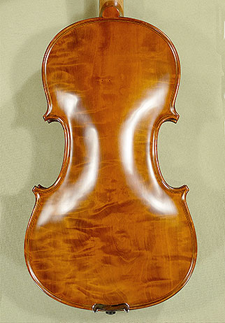4/4 PROFESSIONAL \'GAMA Super\' Pear One Piece Back Violin on sale
