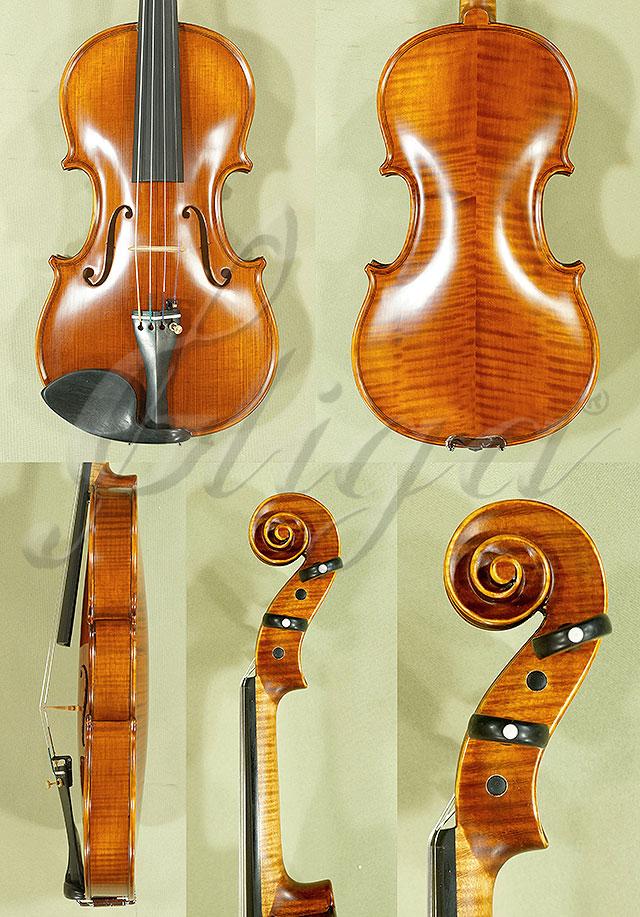 Antiqued 1/2 PROFESSIONAL 'GAMA' Violin