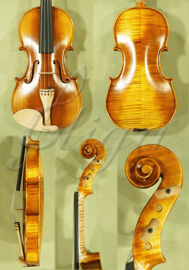 4/4 PROFESSIONAL 'GAMA' Violin - Copy of 'Amati 1572'