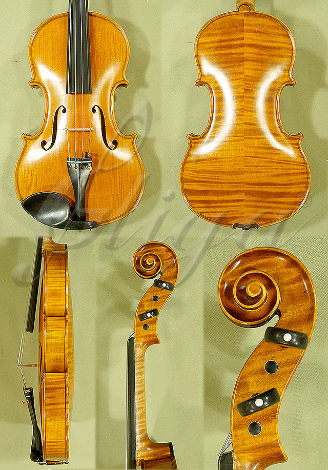 4/4 PROFESSIONAL 'GAMA Super' Violin 'Guarneri'