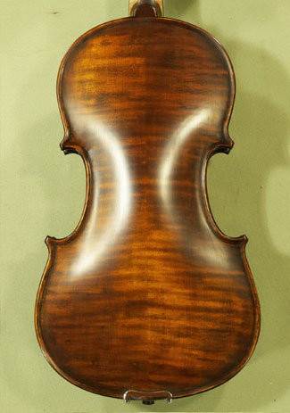 Stained Antiqued 4/4 WORKSHOP \'GEMS 1\' Five Strings Violin on sale