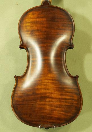 Stained Antiqued 4/4 WORKSHOP \'GEMS 1\' Five Strings Violin on sale